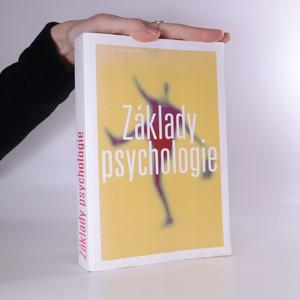 náhled knihy - Základy psychologie