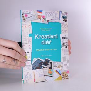 náhled knihy - Kreativní diář : vytvořte si diář na míru