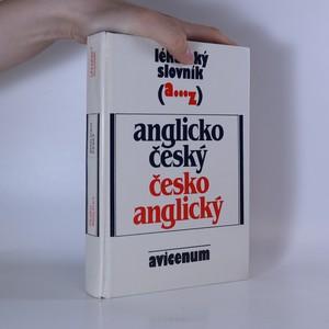 náhled knihy - Lékařský slovník. Anglicko český, česko anglický