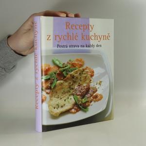 náhled knihy - Recepty z rychlé kuchyně