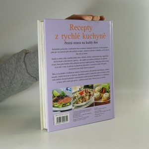 antikvární kniha Recepty z rychlé kuchyně, neuveden