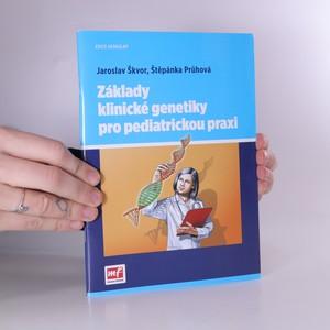 náhled knihy - Základy klinické genetiky pro pediatrickou praxi
