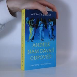 náhled knihy - Andělé nám dávají odpověď na otázky smyslu života