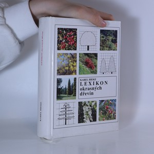 náhled knihy - Lexikon okrasných dřevin