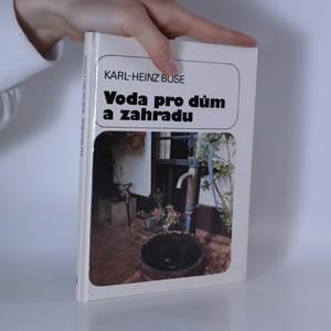náhled knihy - Voda pro dům a zahradu