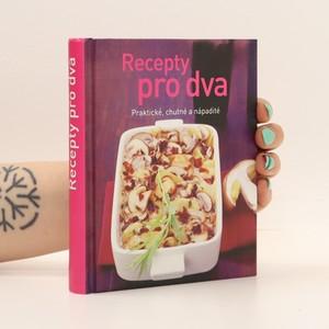 náhled knihy - Recepty pro dva