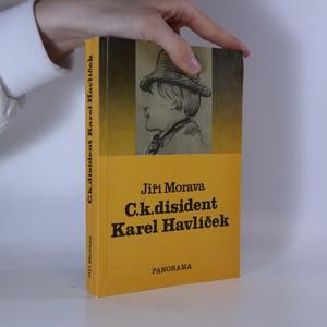 náhled knihy - C.k. disident Karel Havlíček