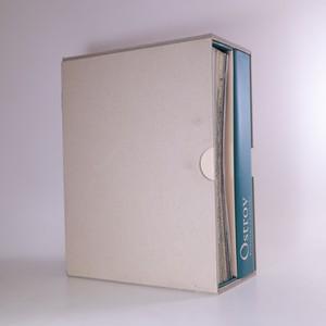 náhled knihy - Ostrov Perknéřův a Cyranův (kniha + soubor reprodukcí historických map)