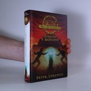 náhled knihy - Sedm divů světa: Ztraceni v Babylonu
