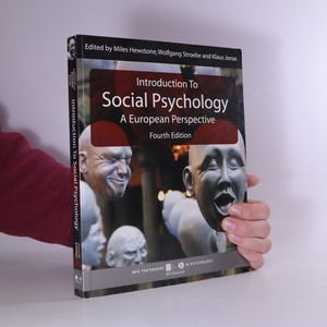 náhled knihy - Introduction to social psychology