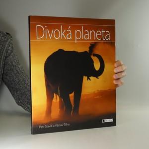 náhled knihy - Divoká planeta (věnování autora)