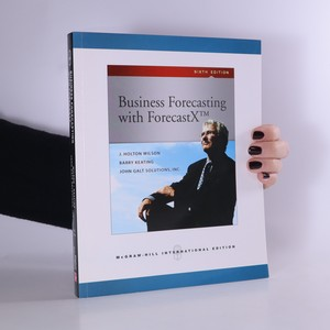 náhled knihy - Business forecasting with ForecastX (obsahuje CD)