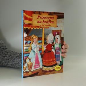 náhled knihy - Princezna na hrášku a jiné pohádky