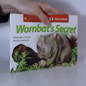 náhled knihy - Wombat's Secret