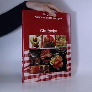 náhled knihy - Knihovna dobré kuchyně. Chuťovky