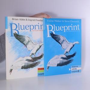 náhled knihy - Blueprint intermediate. Student's book. Workbook. (2 svazky, učebnice a pracovní sešit)