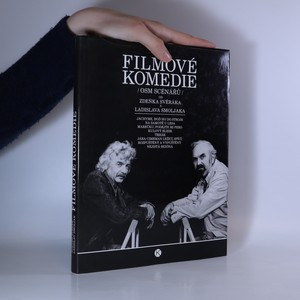 náhled knihy - Filmové komedie Zdeňka Svěráka a Ladislava Smoljaka