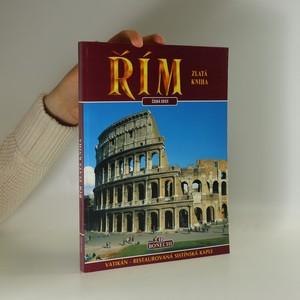 náhled knihy - Řím : zlatá kniha