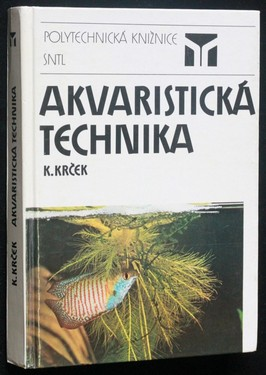 náhled knihy - Akvaristická technika