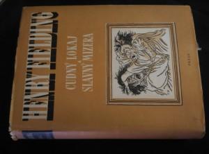 náhled knihy - Cudný lokaj a slavný mizera (Ocpl, 572 s., ob a il. C. Bouda)
