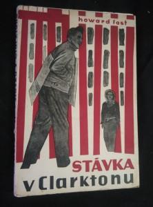 náhled knihy - Stávka v Clarktonu (Obr.)