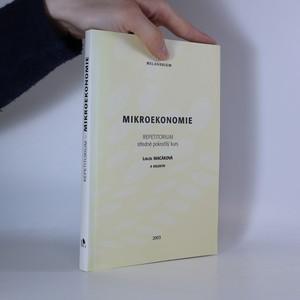 náhled knihy - Mikroekonomie. Repetitorium