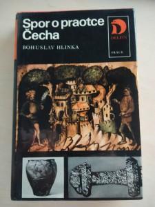 náhled knihy - Spor o praotce Čecha (Ocpl, 300 s., foto příl.)
