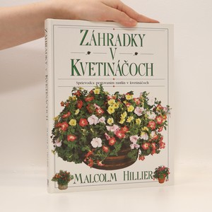 náhled knihy - Záhradky v kvetináčoch (slovensky)