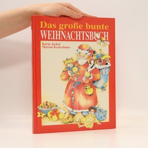 náhled knihy - Das große bunte Weihnachtsbuch