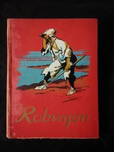 náhled knihy - Robinson Crusoe (A4, Ocpl, 190 s., il. O. Cihelka)