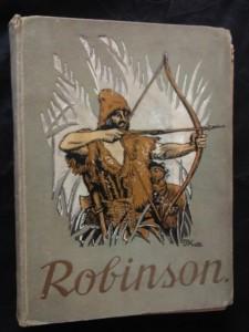 náhled knihy - Robinson (A4, Ocpl, 184 s.)