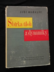 náhled knihy - Sbírka úloh z dynamiky (A4, Ocpl, 244 s., 170 obr.)