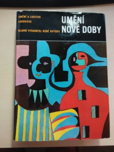 náhled knihy - Umění nové doby (Ocpl, 215x290, ochr pouzdro, 474 s., bar reprofoto)