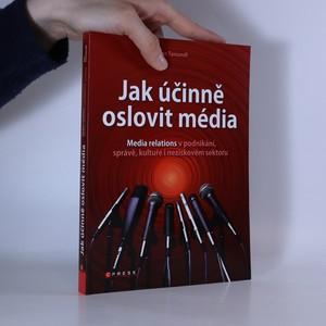 náhled knihy - Jak účinně oslovit média