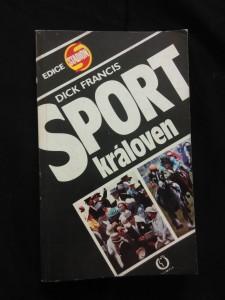 náhled knihy - Sport královen (Obr, 286 s., 48 s. obr příl.)