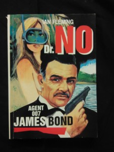 náhled knihy - James Bond - Dr. No