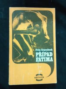 náhled knihy - Případ Fatima (Obr)