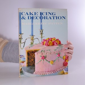 náhled knihy - Cake icing & decoration