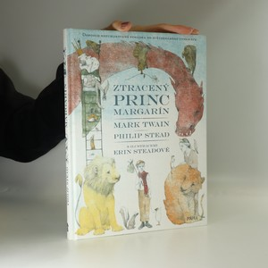 náhled knihy - Ztracený princ Margarín