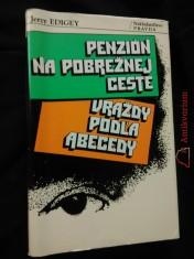 náhled knihy - Penzión na pobrežnej ceste/Vraždy podla abecedy (Ocpl, 336 s.)