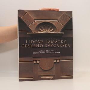 náhled knihy - Lidové památky Českého Švýcarska