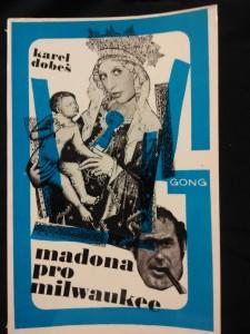 náhled knihy - Madona pro Milwaukee