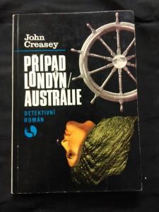 náhled knihy - Případ Londýn/Austrálie