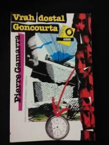 náhled knihy - Vrah dostal Goncourta (Obr, 116 s.)