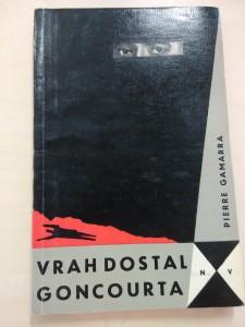 náhled knihy - Vrah dostal Goncourta (Obr, 126 s.)