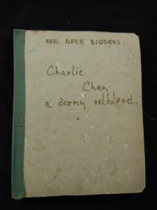 náhled knihy - Charlie Chan a černý velbloud (br, 280 s., il. J. Pileček  - k převazbě)