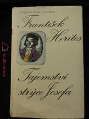náhled knihy - Tajemství strýce Josefa (Ocpl, 202 s., il a front J. Kudláček, typo O. Hlavsa)