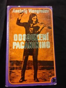 náhled knihy - Odsouzení Paganiniho (Ocpl, 384 s.)