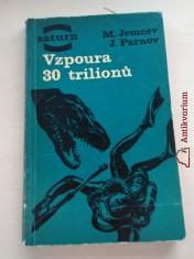 náhled knihy - Vzpoura 30 trilionů (Obr, 96 s.)
