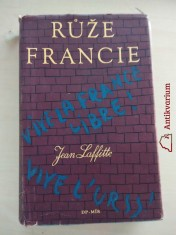 náhled knihy - Růže Francie (Oppl, 284 s.)